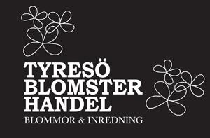 Blomsterhandel Blommor & Presenter -Tyresö Blomsterhandel logo